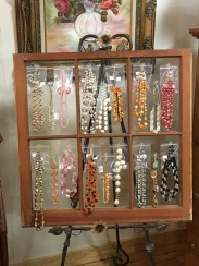 Vintage jewelry galore!