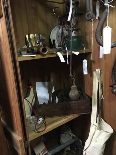 More primitive tools...