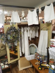 We have a lovely collection of vintage Baptismal gowns.