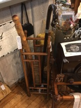 Old, old, umbrella stand.