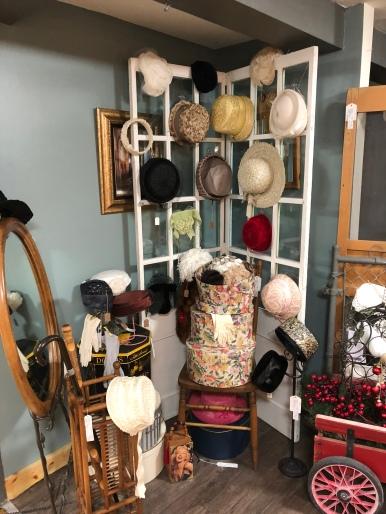 Vintage Hats Galore!
