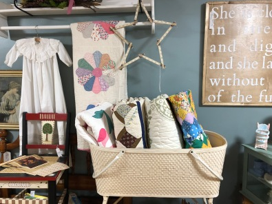 Looking for an antique quilt? We have a great selection.