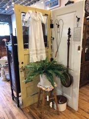 Beautiful vintage doors!