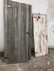 Barn wood doors for your home!