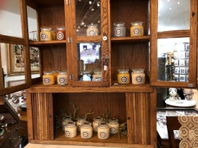 We carry the fabulous line of LuBella Candles!