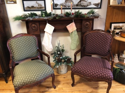 Gorgeous Parlor Chairs