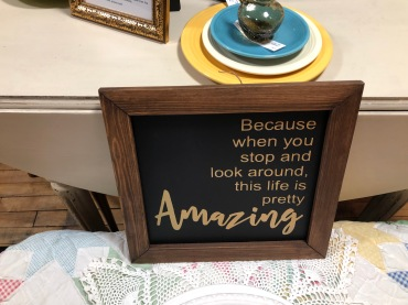Beautiful signs by Farm Haus Designs