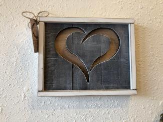 Primitive Heart Sign