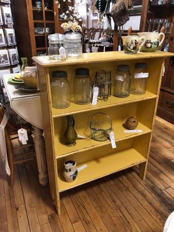 Need a small shelf?