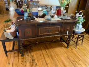 Beautiful Buffet-Perfect for a Changing Table!