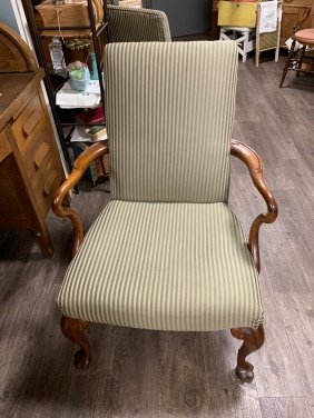Vintage Upholstered Chairs