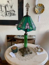 Sweet Stained Glass Lamp