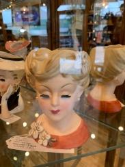 Gorgeous Head Vase
