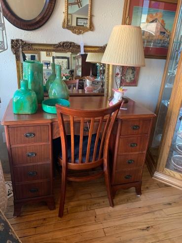 Lovely vintage desk.