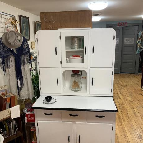 Awesome Hoosier Cabinet