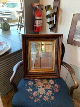 LOvely Vintage Mirror.
