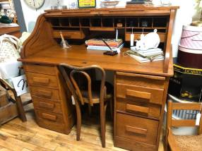 Gorgeous Roll Top Desk