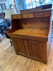Rare Pennsylvania Dutch Dry Sink