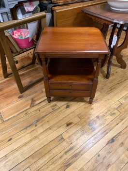 Pennsylvania House Drop Leaf Table