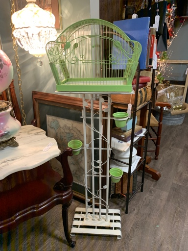 Unique Bird Cage w/stand