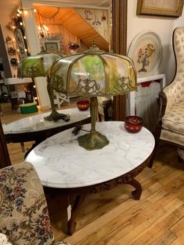 Stunning Edward Miller Lamp.