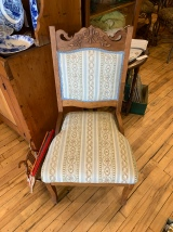 Upholstered East Lake Chair is perfect for your home!