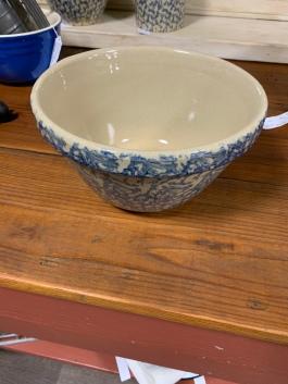 Robinson Spongeware Bowl