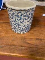 Robinson Spongeware Crock
