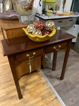 Sweet Little Entryway Table or Sofa Table