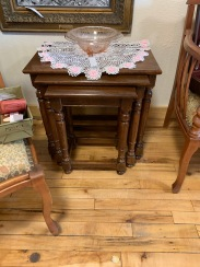 Nesting Tables!