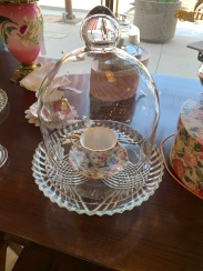 We have so many special tea cups/saucers!