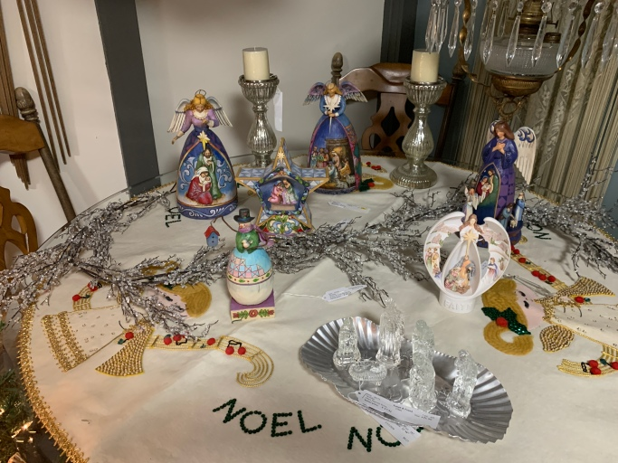 Lovely Selection of Jim Shore Angels