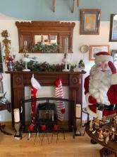 Love this Mechanical Santa!