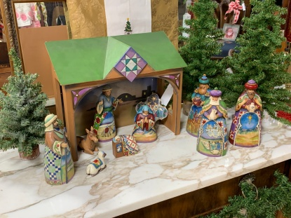 Beautiful Jim Shore Nativity